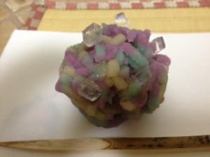 和菓子紫陽花__